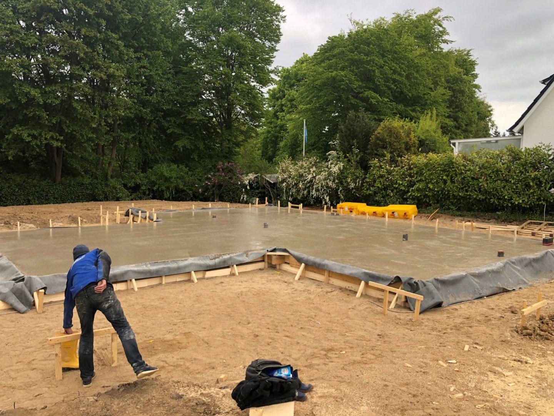 BAUDICHT EPDM Bauwerksabdichtung Holzhaus Sohle