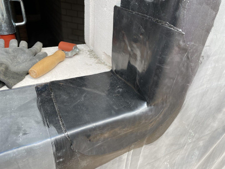 BAUDICHT EPDM Bauwerksabdichtung Kellerfenster abdichten