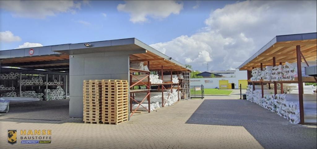 BAUDICHT EPDM Bauwerksabdichtung Lager in Bad Oldesloe