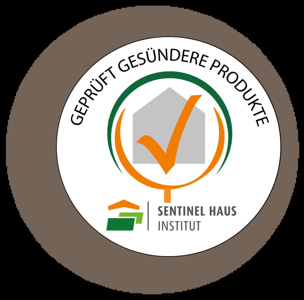 Sentinel Zertifikat Baudicht Produkt